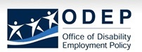 ODEP, Office of Disability Employment Policy logo